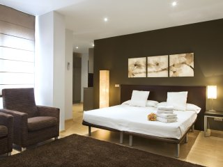 Short term studio in Barcelona city center, Barcellona