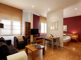 Apartment's descriptive, Barcelona