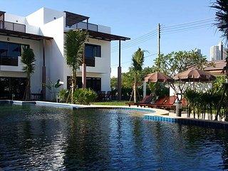 Oasis Pool Villa con Jacuzzi per 4 persone