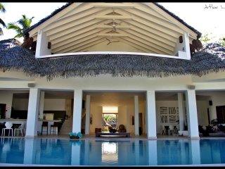 LUXURY VILLA ON THE BEACH WITH 11 ROOMS,11 BATHROO, Las Terrenas