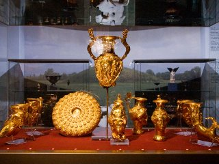 Рrivate Bulgaria tour 'The Panagyurishte gold treasure'