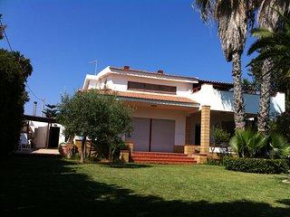 Villa Artemide Siracusa - giardino privato