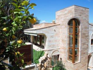 Villa 'EcoGeoSol' situada  80 metros de playa Fanals