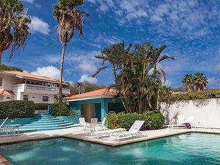 SeaView Caribbean Villa with pool