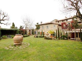 Villa Maria delle Rose, Cortona