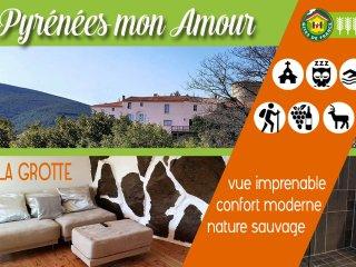 LA GROTTE 3 epis 'Pyrenees mon amour'