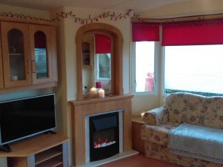 8 Berth, Pet Friendly, Caravan To Rent, Kidwelly
