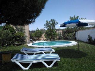 Cortijo los Soledad, con piscina