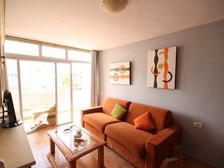 Sunny apartment, Las Galletas
