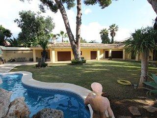 Villa Marbella (Nagueles)