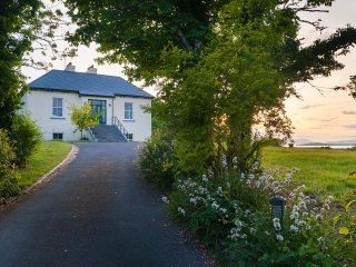 Killadangan House, Westport, Co. Mayo luxury period guest house,  Atlantic views