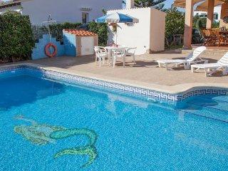 Villa Sirena, Cala'n Blanes