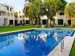 Departamento en Residencial Isla Dorada, Cancun