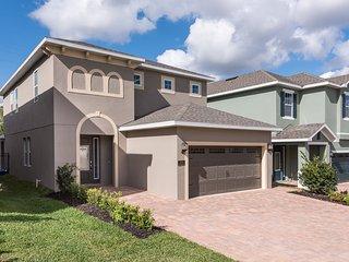 Reunion Resort - 5BD/5BA Pool Home - Sleeps 12 - Platinum, Palm Bay