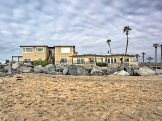 NEW! Oceanfront 2 BR Imperial Beach Condo!