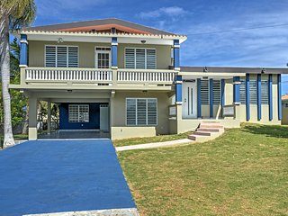 Stunning Aguadilla Villa w/Balcony & Ocean Views!