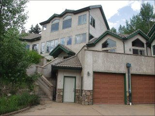 Distinctive Mountain Mansion, Elegant Appointments, Vaulted Ceilings (208159), Vail