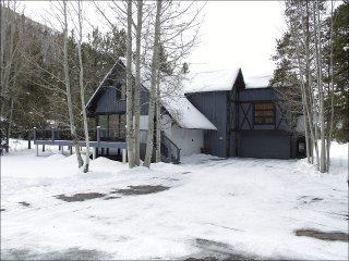Nestled in the Mountain Woods, Fantastic Golf Course Home (208198), Vail