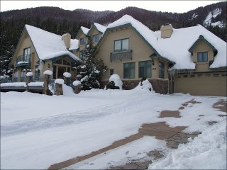 Large Luxury Home, Beautiful Mountain Backdrop (208215), Vail