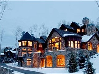 Magnificent Wolcott Estate, Rated One Of The Top 10 Ski Homes In The US (208327), Edwards
