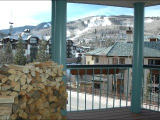 Walk to Shops and Restaurants, Views of West Beaver Creek (208810)