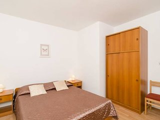 Apartments & Room Lumio - Double Room with Terrace and Garden view (S2)
