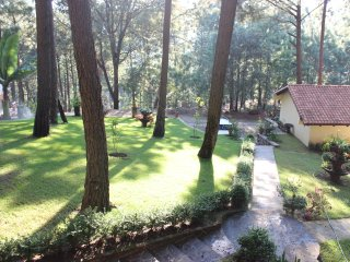 Forest cabin for 2 with kitchen and parking, Mazamitla