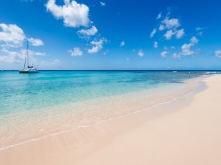 Merlin Bay - Nutmeg: Caribbean Colourful