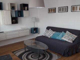 Appartement standing F2 refait à neuf à 10 min des thermes et près de l'Allier, Vichy