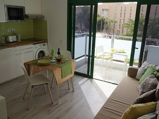 Apartment green passion