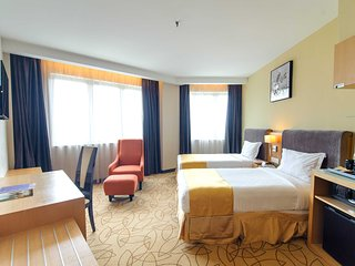 Metro Hotel Bukit Bintang - Room Executive Deluxe With Breakfast