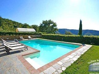 Villa in Tuscany : Cortona / Arezzo Area Villa Aida