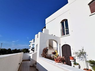Holiday home in Marittima, 2 km from the Adriatic coast in Puglia in the Salento