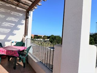Air-conditioned holiday house in Apulia in the Salento in Marittima two km from