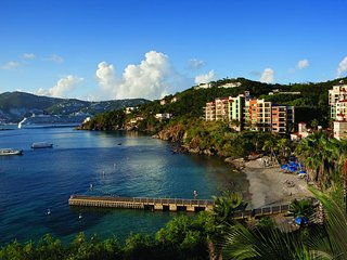 Marriott Frenchman's Cove - Fri, Sat, Sun Check Ins Only!, Virgin Islands National Park