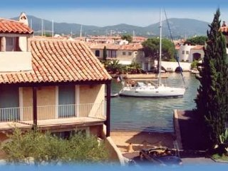 The Moorage Townhouse Port Grimaud house rental - French Riviera