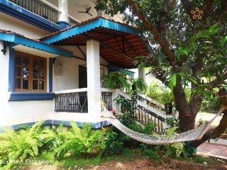 SaffronStays Casa Susegado - Cozy Portuguese villa near Panjim, Goa, Ribandar