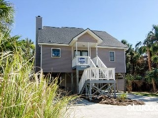 Waller's Hollow - Family Friendly Cottage, Isla de Edisto