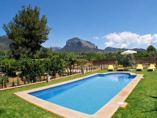 3 bedroom Villa in Alaró, Balearic Islands, Spain : ref 5334097