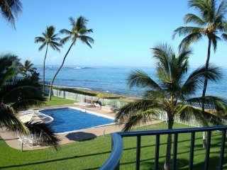 Sandy Ocean/Beach Front Oasis,  West Oahu, HI, Luxury, 1bed, nr KoOlina,