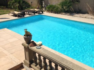Villa - 500 m from the beach, Ste-Maxime