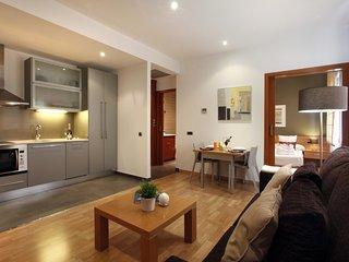 Places4stay Ramblas 1 Bedroom Apartment IV