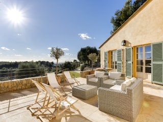 Beautiful Provencal Villa, Panoramic View