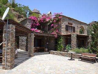 Sea Sun Holiday-Villa Cigale, Koundouros