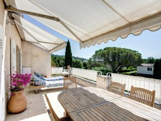 Agreable appartement pres de Saint Tropez