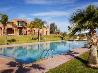 Magnifique villa contemporaine a Marrakech