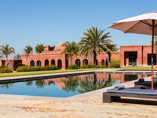 Splendid villa at the gates of Marrakesh, Marrakesch