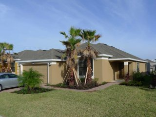4/3 Pool Home in Victoria Woods at Providence resort community. Two master