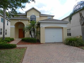 This Southern Dunes 4/3 pool home offers class, comfort, and golf views. Bring