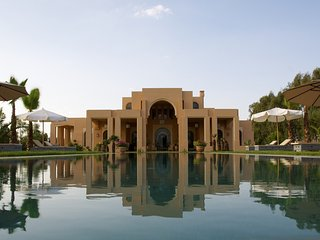 Luxurious home at the feet of Atlas Mountains, Marrakech